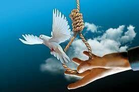 رهایی محکوم به اعدام از طناب دار