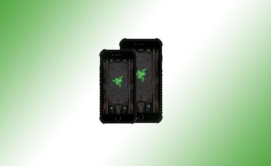 گوشی ریزر با ۸ گیگ رم مخصوص گیمرها / عکس