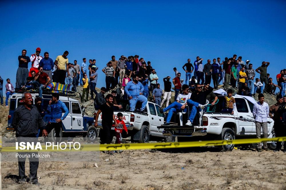 تصاویر | آفرود پرهیجان در همدان