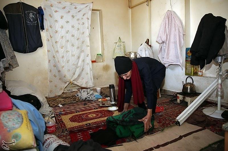 تصاویر | پلمب مراکز تهیه و توزیع موادمخدر در مشهد