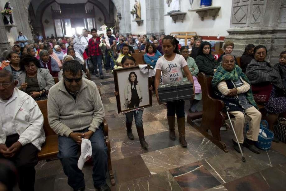 تصاویر | معضل قتل زنان و دختران در مکزیک