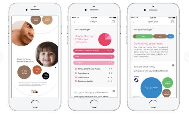 پیشبینی چهره کودک قبل از تولد!/ طرح یک استارتاپ