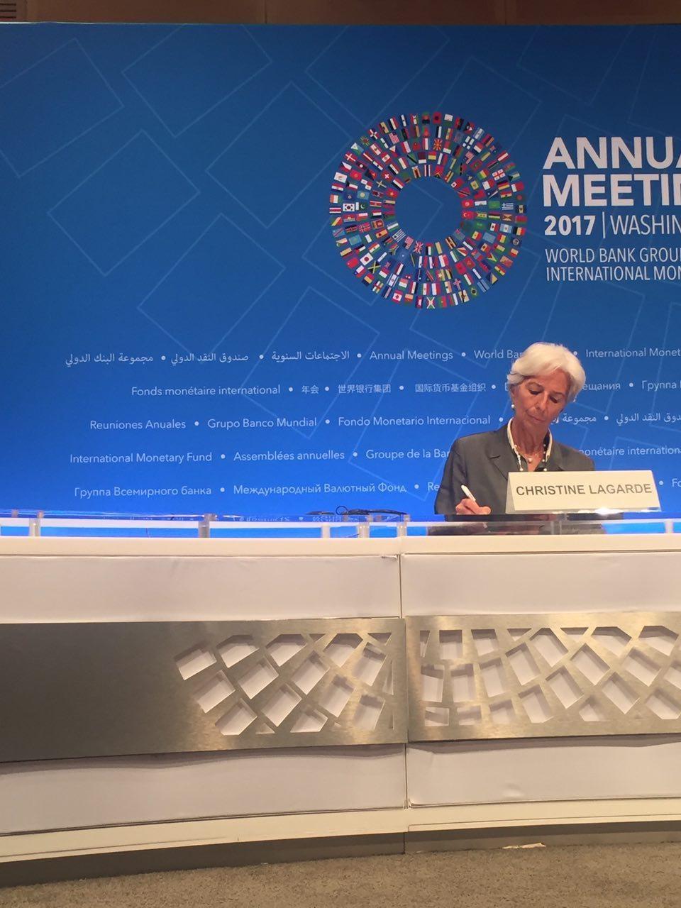 لاگارد: هیچ دلیلی برای تغییر سیاستها درباره ایران وجود ندارد