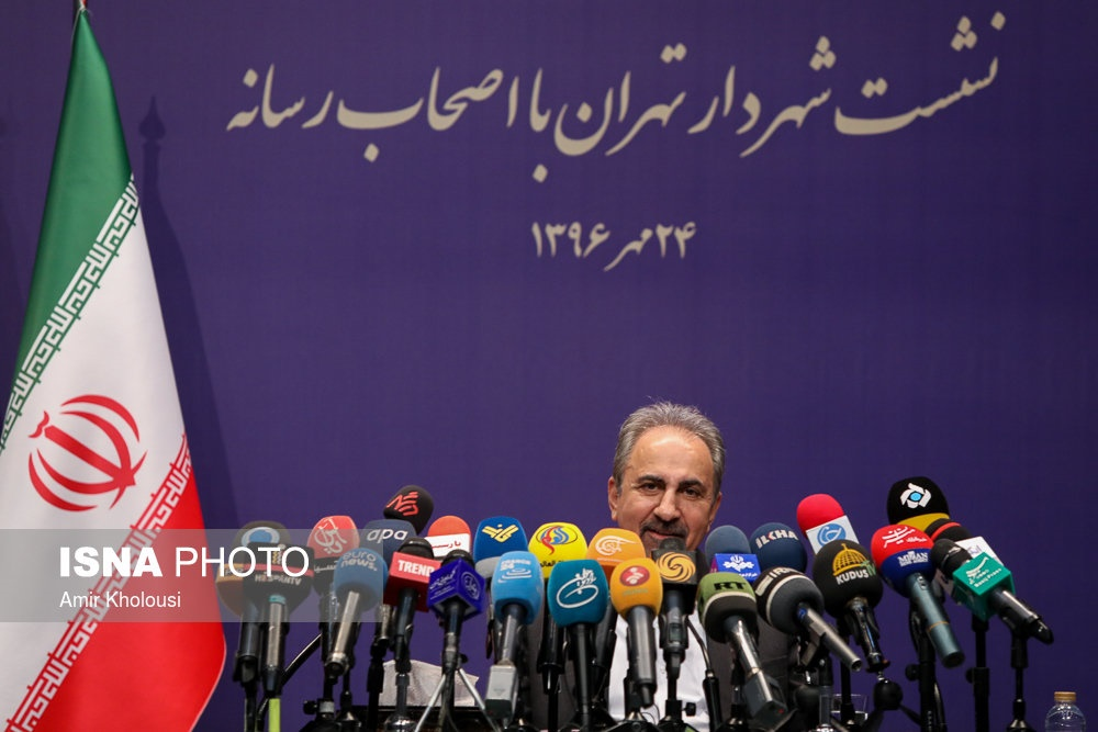 راهکار نجفی برای ترافیک تهران؛ گرانشدن استفاده از خودروی شخصی