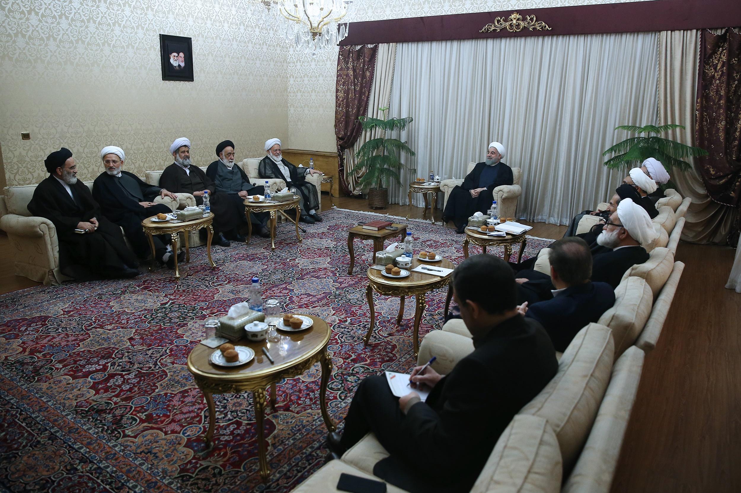 روحانی: همدلیقوا برای ساماندهیمشکلاتاقتصادی ضرورت دارد