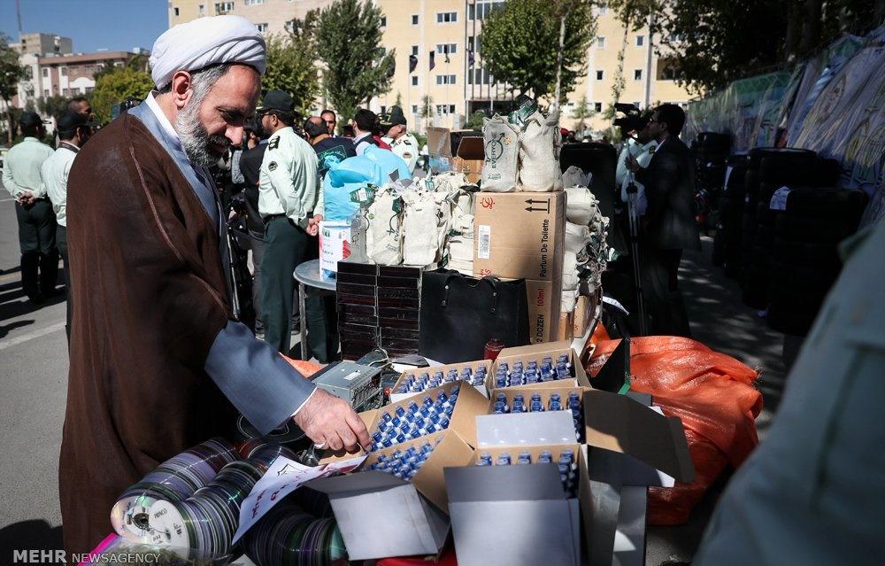 تصاویر | بازداشت ۱۵۷ خردهفروش موادمخدر و ۲۲۷ سارق در تهران