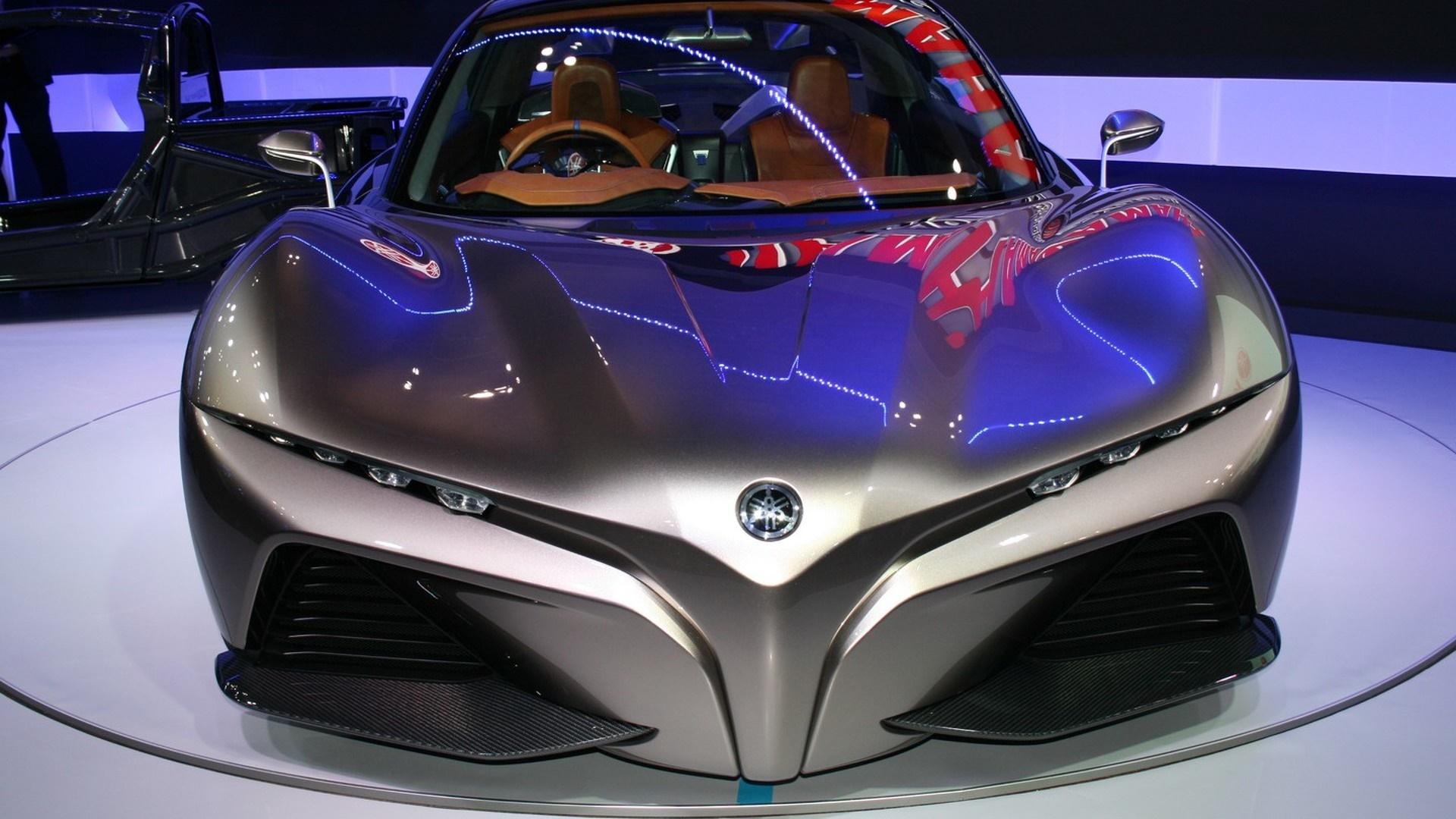 همه چیز درباره خودروی اسرارآمیزی که یاماها میخواهد تولید کند