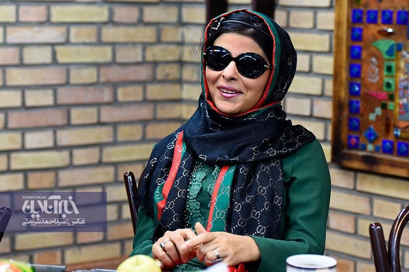 تصاویر | مریم حیدرزاده مهمانِ کافه خبر شد