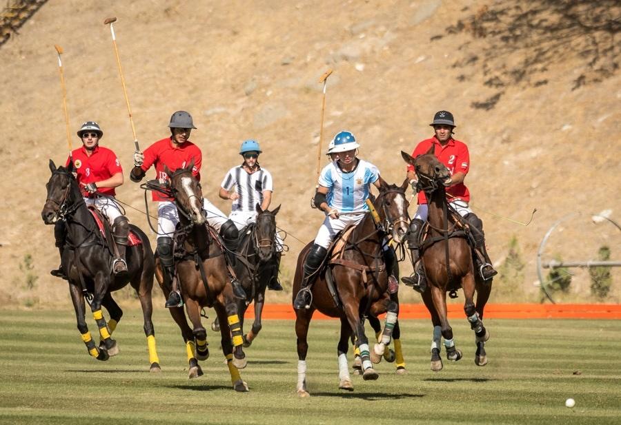 تصاویر | رقابت چوگان تیم منتخب ایران و آرژانتین در ورزشگاه ذوالجناح
