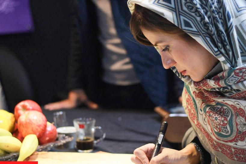 تصاویر | اکران مردمی فیلم «ایتالیا ایتالیا» در مشهد