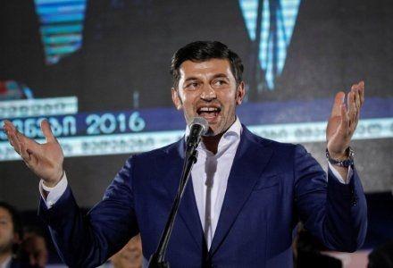 ستاره سابق آثمیلان، شهردار تفلیس شد