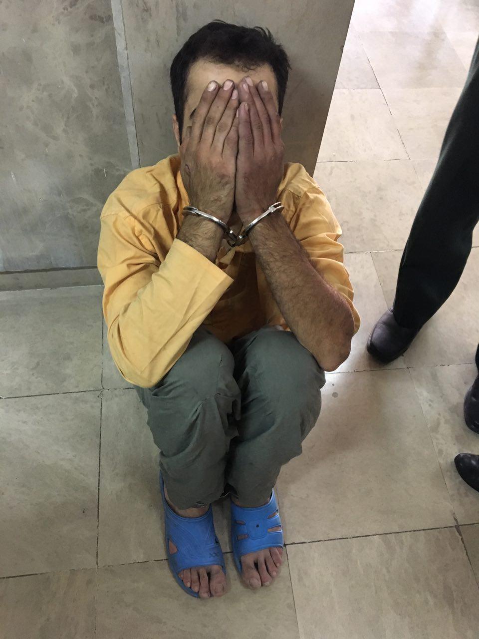گفتوگو با متجاوز به ۸ زن و دختر تهرانی که با خودروهای سرقتی سراغ زنان میرفت
