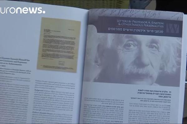 فیلم | یادداشتی از اینشتین که ۱.۳ میلیون دلار فروخته شد