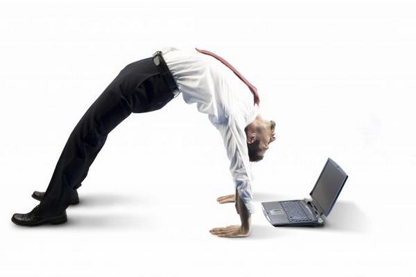 در ۵ دقیقه انرژیتان را در محل کار افزایش دهید