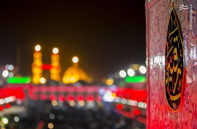تصاویر | عزاداری شهادت حضرت رقیه(س) در بینالحرمین