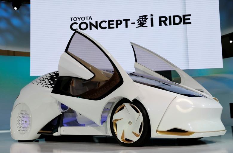 تصاویر | نسل آینده خودروها در نمایشگاه توکیو