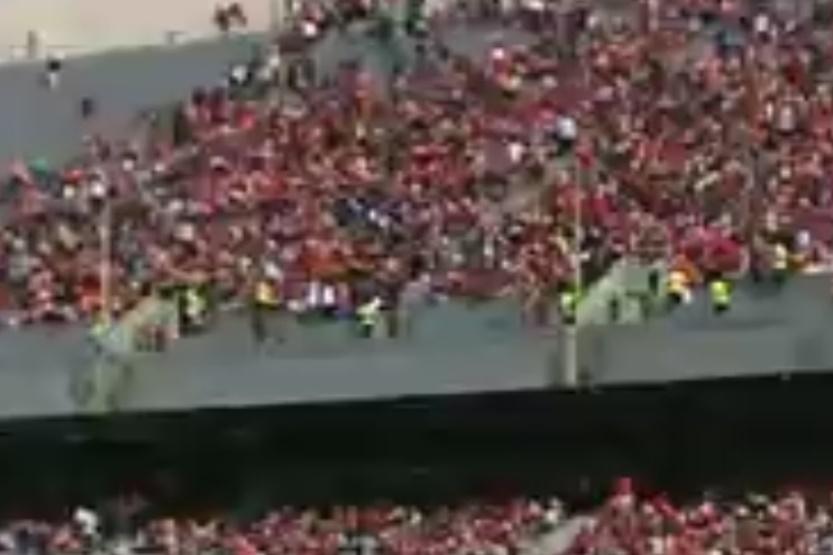 فیلم   حال و هوای ورزشگاه آزادی، ۴ ساعت پیش از شروع دربی