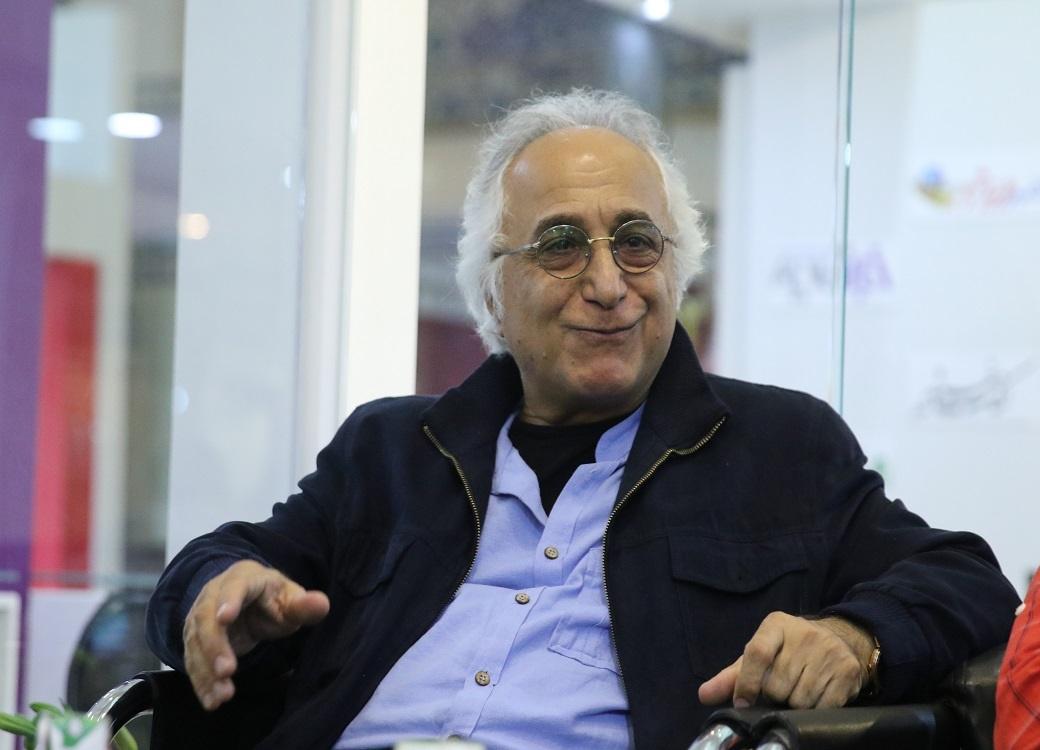 بازدید شمس لنگرودی از غرفه خبرآنلاین در نمایشگاه مطبوعات/ عکس
