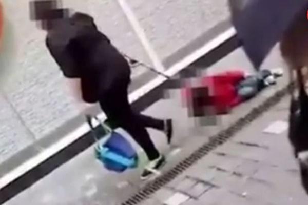 فیلم | رفتار غیرانسانی یک مادر با کودک مبتلا به اوتیسمش!