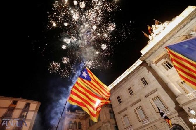 «کاتالانها» آتش زیر خاکستر اروپا