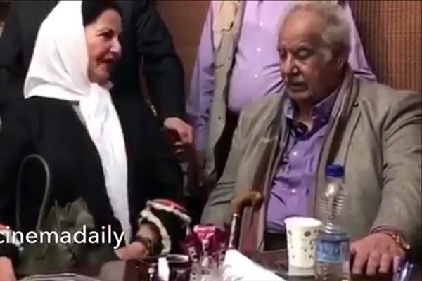 فیلم   شوخی ناصر ملکمطیعی با شایعه درگذشتش   چند روزی بعد از فوت خدمتتان رسیدم!