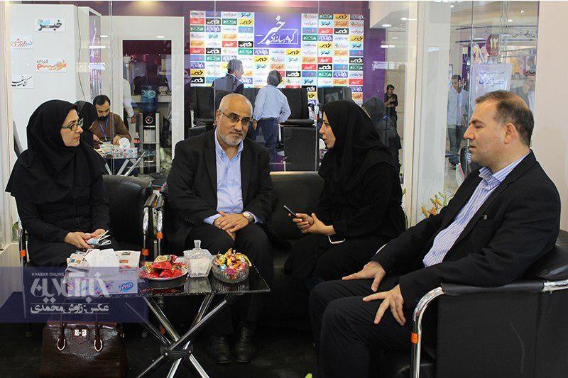 تصاویر | مهمانان غرفه خبرآنلاین در دومین روز نمایشگاه مطبوعات؛ از محمدرضا زائری تا محمد تقوی