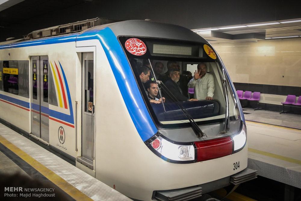 تعطیلی خط مترویی که قالیباف ۴ماه پیش آنرا با سروصدا افتتاح کرد/ شهرداری: نمایشی بود، امنیت هم ندارد