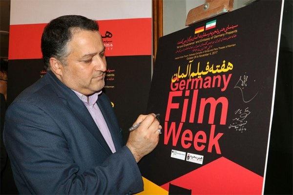 «هفتهٔ فیلم آلمان» در خانهٔ هنرمندان افتتاح شد