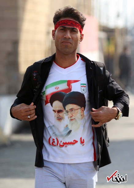 تصاویر | حال و هوای زائران ایرانی در مرز عراق