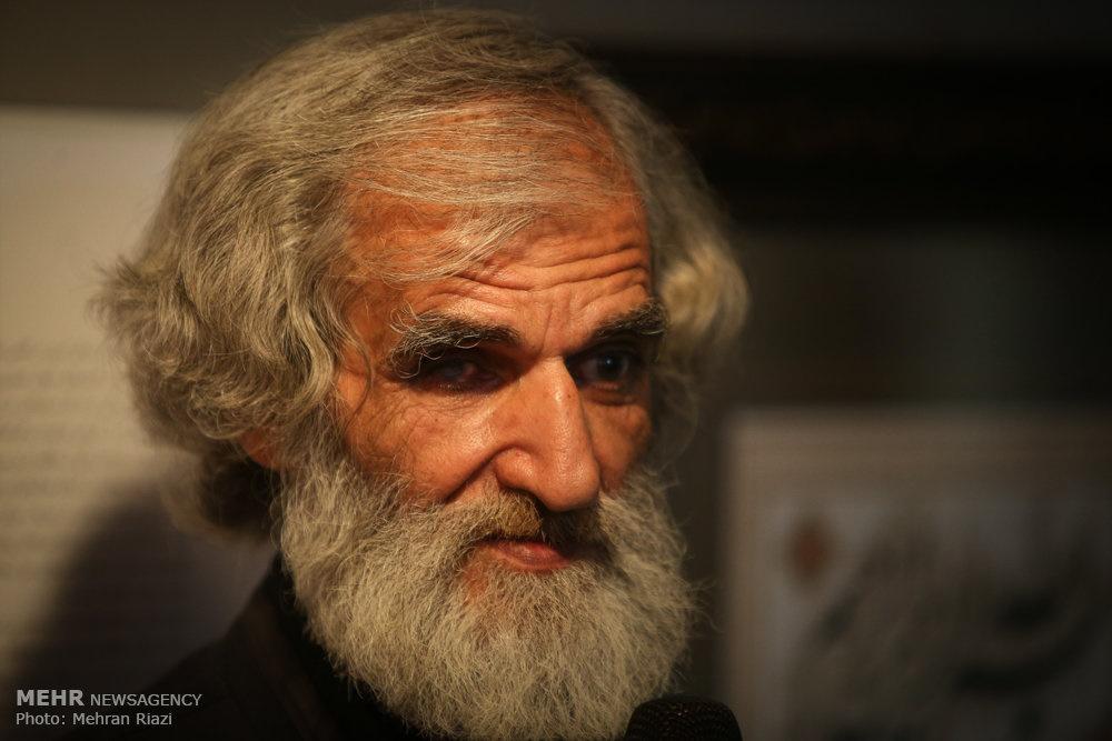 ادای دین یک مجسمهساز به شهید حججی
