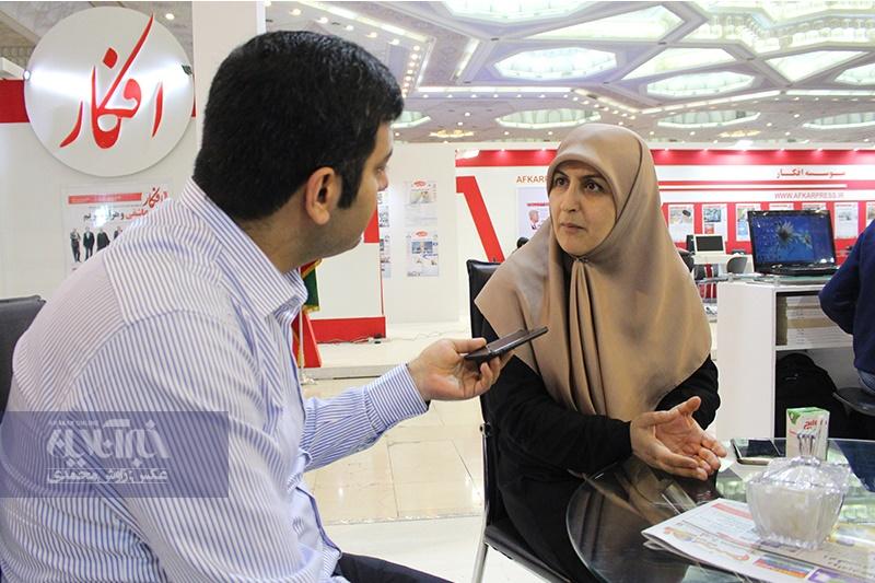 تصاویر | مهمانان گروه رسانهاى خبر در چهارمین روز نمایشگاه مطبوعات