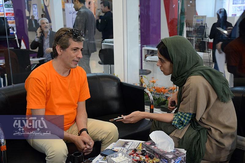 تصاویر | مهمانان گروه رسانهاى خبر در پنجمین روز نمایشگاه مطبوعات/ ۱