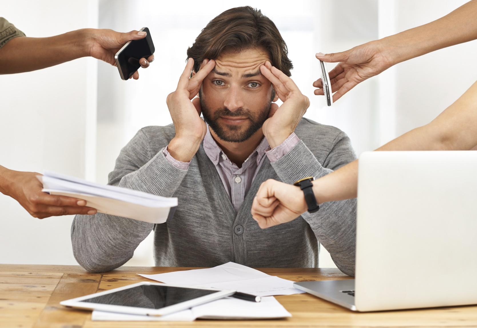 ۱۰ راهکار ساده برای اینکه از استرس خلاص شوید!/ شکست عامل مهم بیماریها