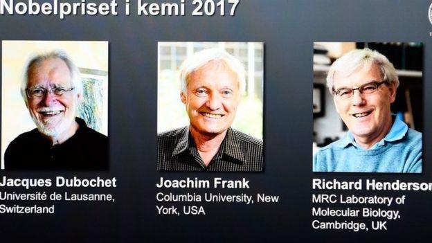 همه چیزهایی که باید درباره برندگان نوبل شیمی امسال بدانید