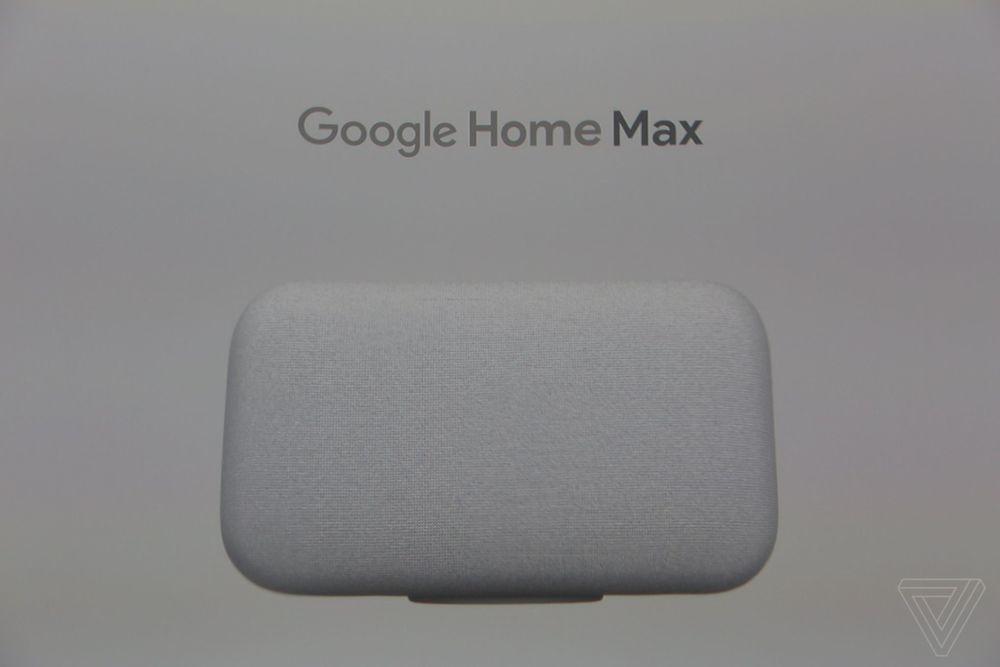 برگزیده تصویری مراسم رونمایی از گوگل هوم مکس در رقابت با هوم پاد اپل