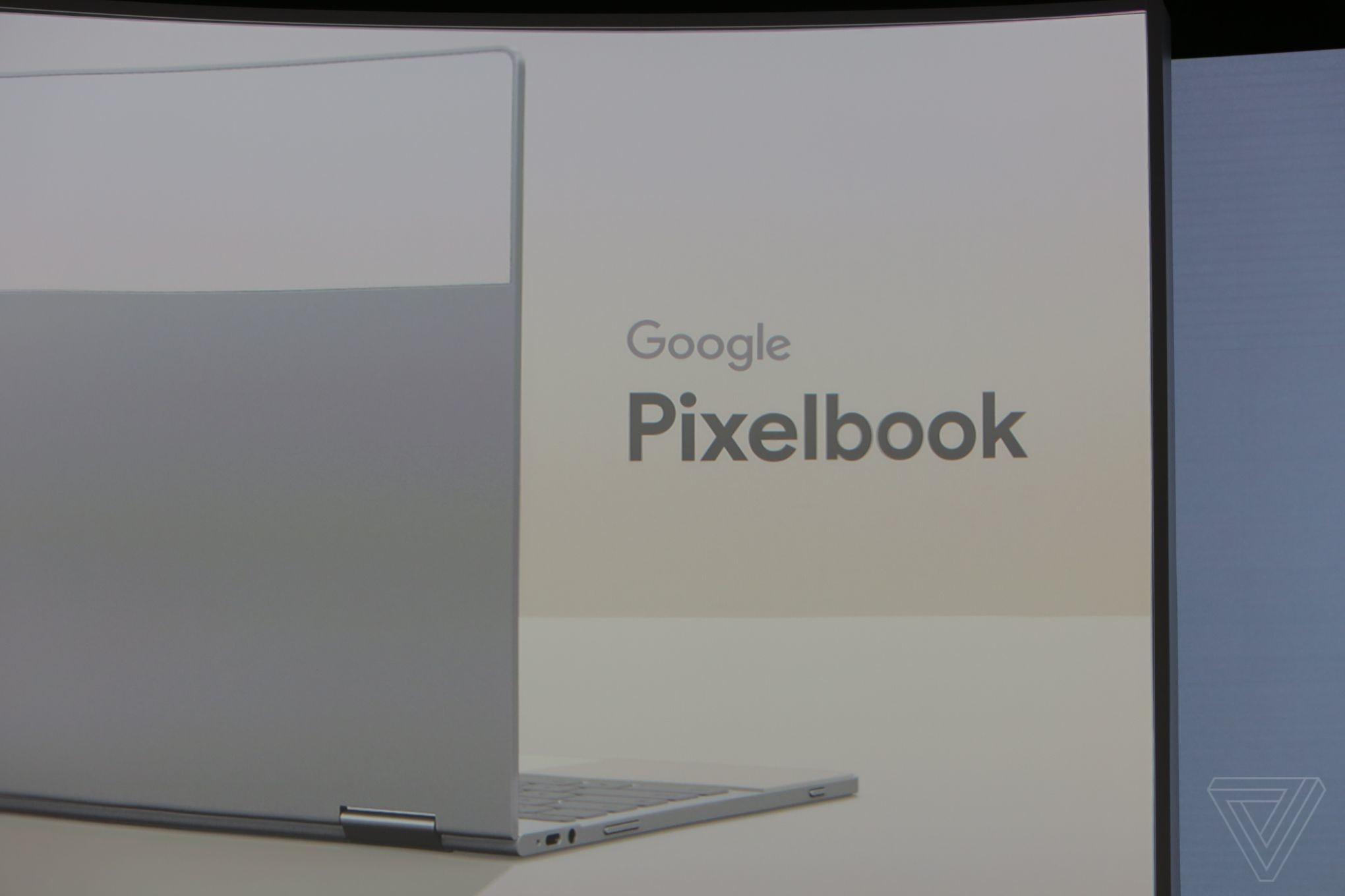 برگزیده تصویری مراسم رونمایی از لپتاپ گوگل پیکسل بوک با قلم دیجیتال