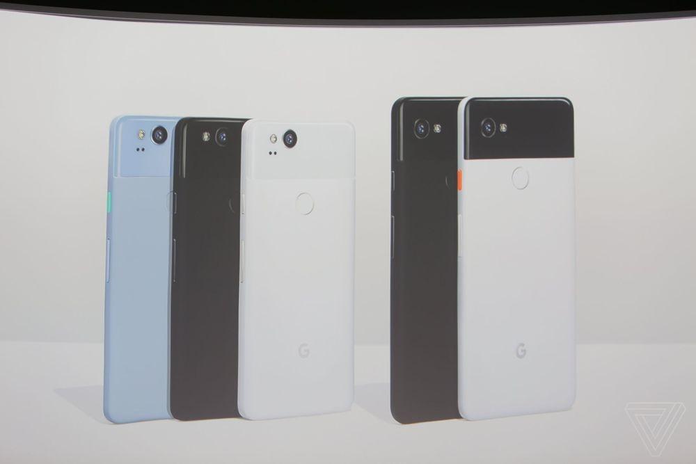 برگزیده تصویری مراسم رونمایی از دو گوشی گوگل پیکسل ۲ و پیکسل ۲ ایکس ال