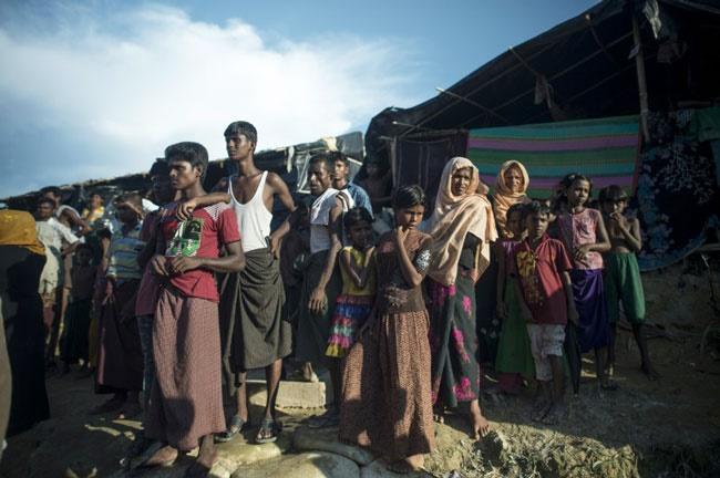 سلاخی روح روهینگیا/ جریان دردناک زندگی در کمپ آوارگان مرز بنگلادش-میانمار