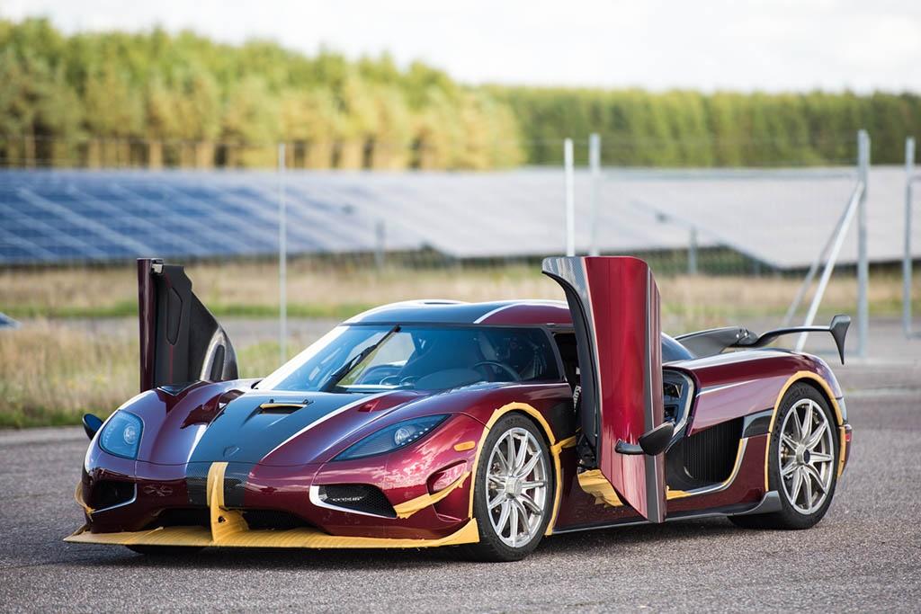 خودرویی که رکورد صفر-۴۰۰-صفر بوگاتی شیرون را شکست!/ رکوردشکنی در  ۳۶.۴۴ ثانیه
