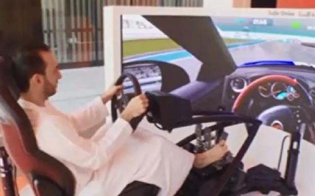 فیلم | افتتاح اولین ایستگاه پلیس هوشمند در دبی
