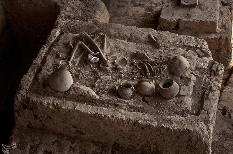 تصاویر   یادگارهای ۷هزارساله از اولین ساکنان حاشیه دریای خزر