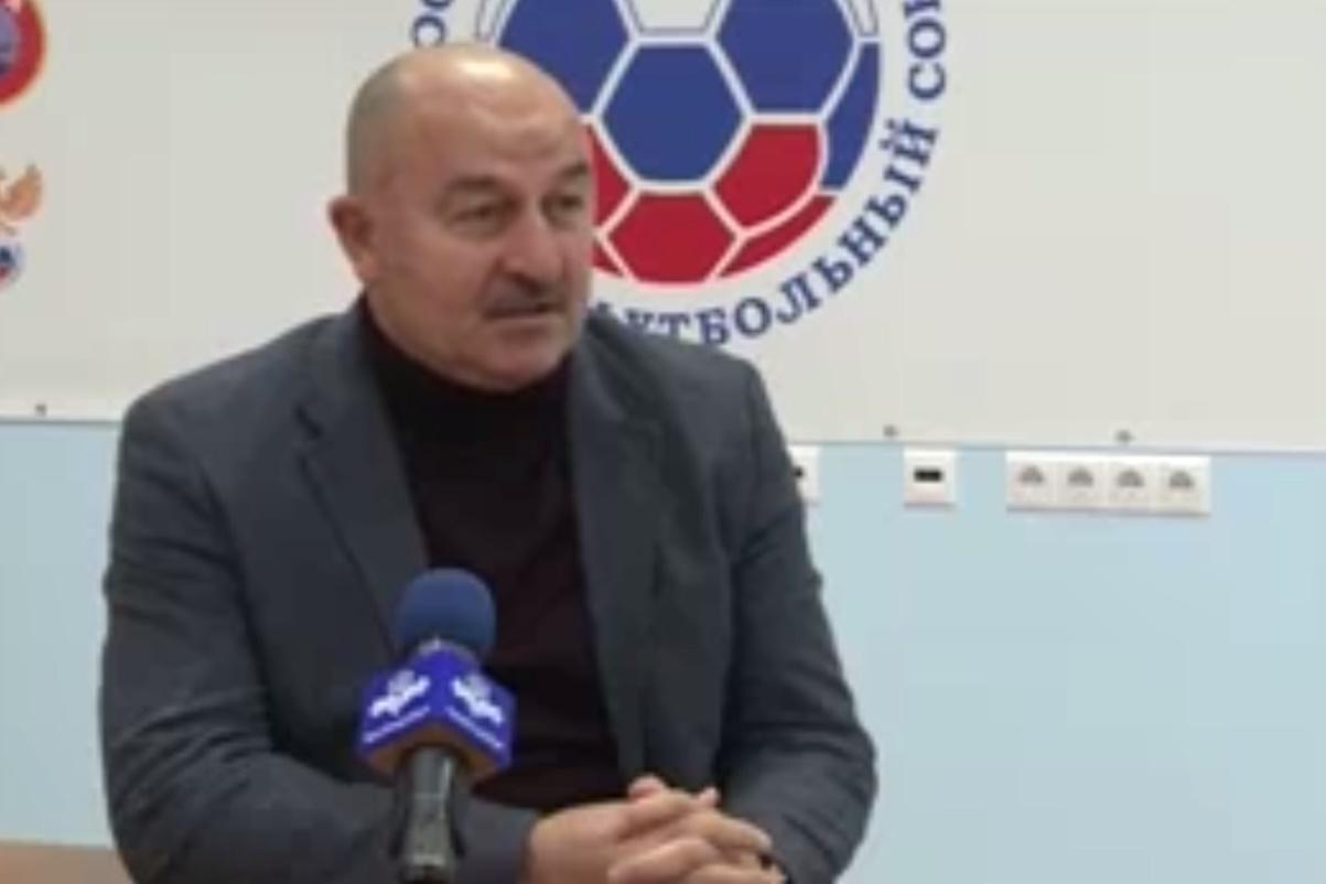 فیلم | نظر سرمربی تیم ملی فوتبال روسیه درباره تیم ملی ایران
