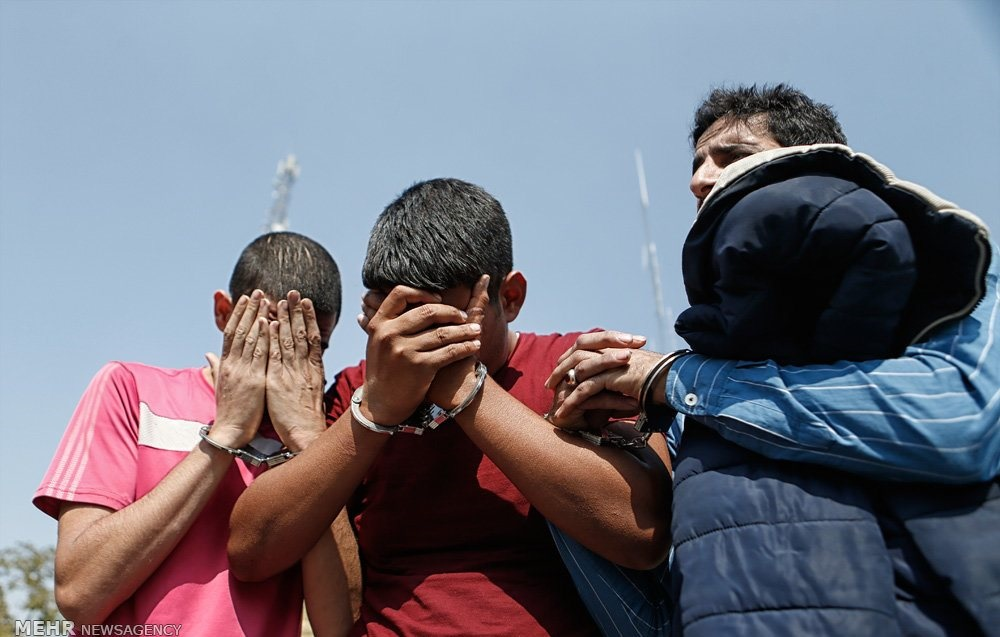 تصاویر | بازداشت ۱۱۶سارق تهران در ۲۴ ساعت گذشته