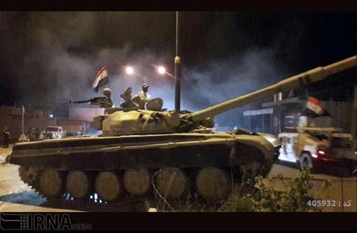 تحلیل فرانس 24 از آزادی کرکوک