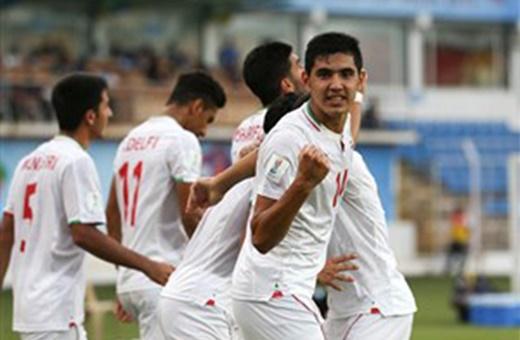 فیلم | دقایق دیدنی بازی نوجوانان ایران مقابل مکزیک | چهارمین دیدار بدون شکست در جام جهانی