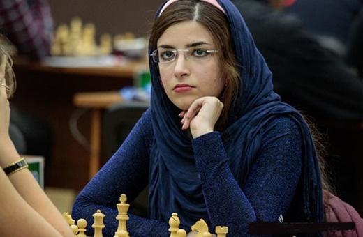 دختر شطرنجباز ایرانی به تیم ملی آمریکا پیوست