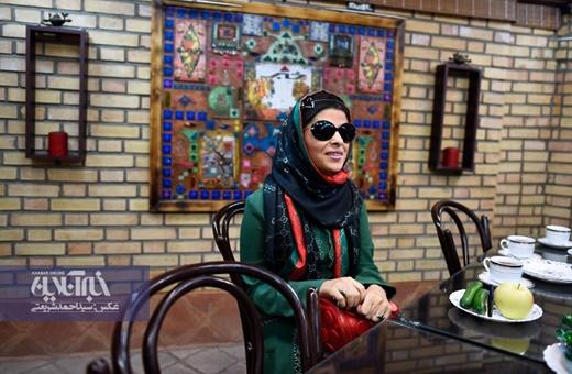 خاطره متفاوت مریم حیدرزاده از تماشای «دراکولا» عطاران با هانی نوروزی
