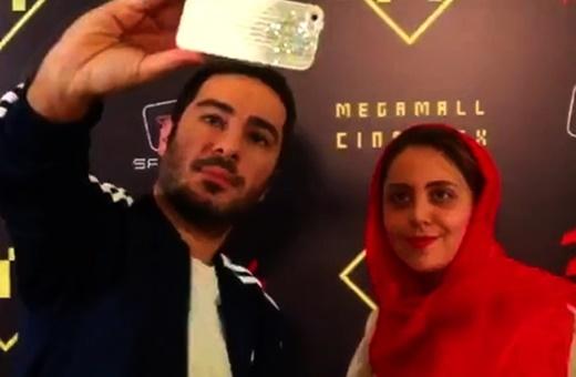 فیلم | صفی برای سلفی با نوید محمدزاده