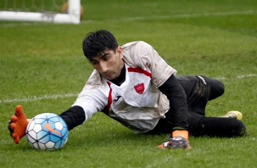 بیرانوند نهمین دروازهبان برتر فوتبال جهان شد