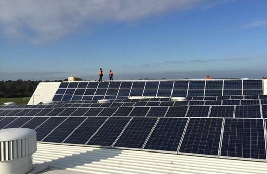 تامین نیمی از برق استرالیا با انرژی خورشیدی